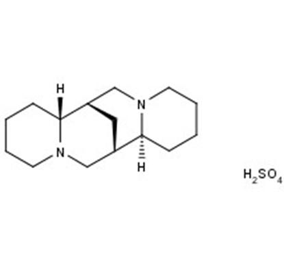 Sparteine sulfate