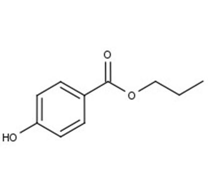 4-Hydroxybenzoic acid propylester