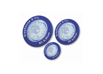 Nylon Syringe Filters, 0.22µm, 30mm, Sterile