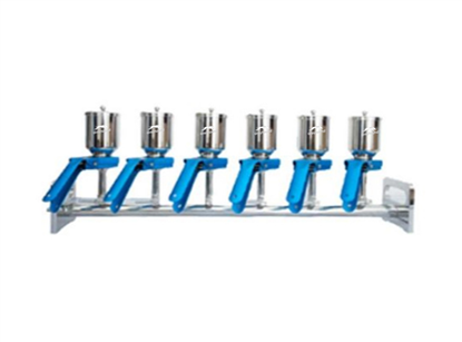 Stainless Steel Manifold Kit - with 6 S/S Stations