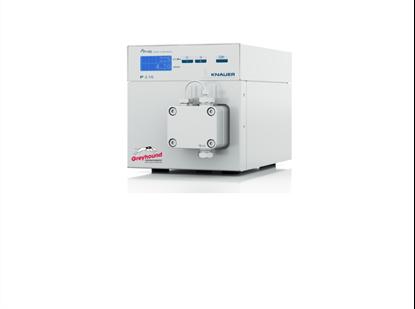Pump Azura P2.1S with 10 ml pump head (Hastelloy C), without pressure sensor