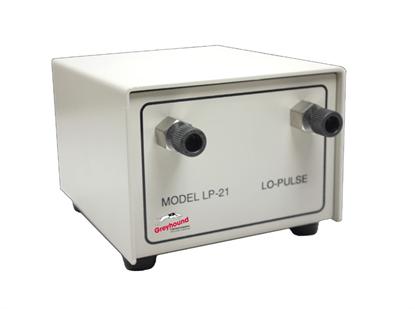 Model LP-21 LO-Pulse Dampener - SS