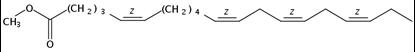 Methyl 5(Z),11(Z),14(Z),17(Z)-Eicosatetraenoate, 2mg