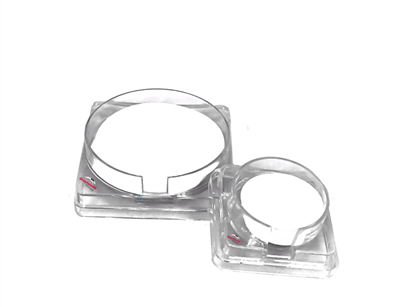 Glass Fiber Membrane Filter, Binder free, Pore: 0.7μm, Diameter: 47mm