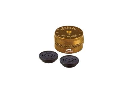 Low Presure MicroSeal Kit (nut and 2 #310 MicroSeals) (1 - 45 psi)