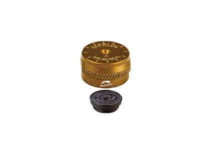 General Purpose MicroSeal Kit (nut and 1 #410 MicroSeal)  (3 - 100 psi)