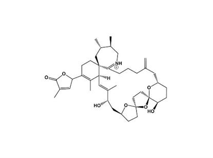 13,19-didesmethyl spirolide C (3.5μg in 0.5mL)